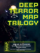 Deep Terror Map Trilogy [BUNDLE]