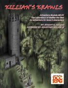Killian's Krawls: The Laboratory of Melifex the Mad. An adventure for Level 2 characters    PRICE REDUCED!