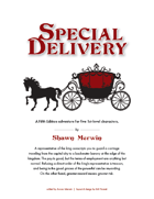 Special Delivery - A 5e Charity Adventure