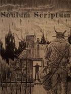 Soulum Scriptum