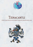 Tzinacantli  Ancestry