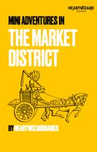 The Market District Map/NPC Pack