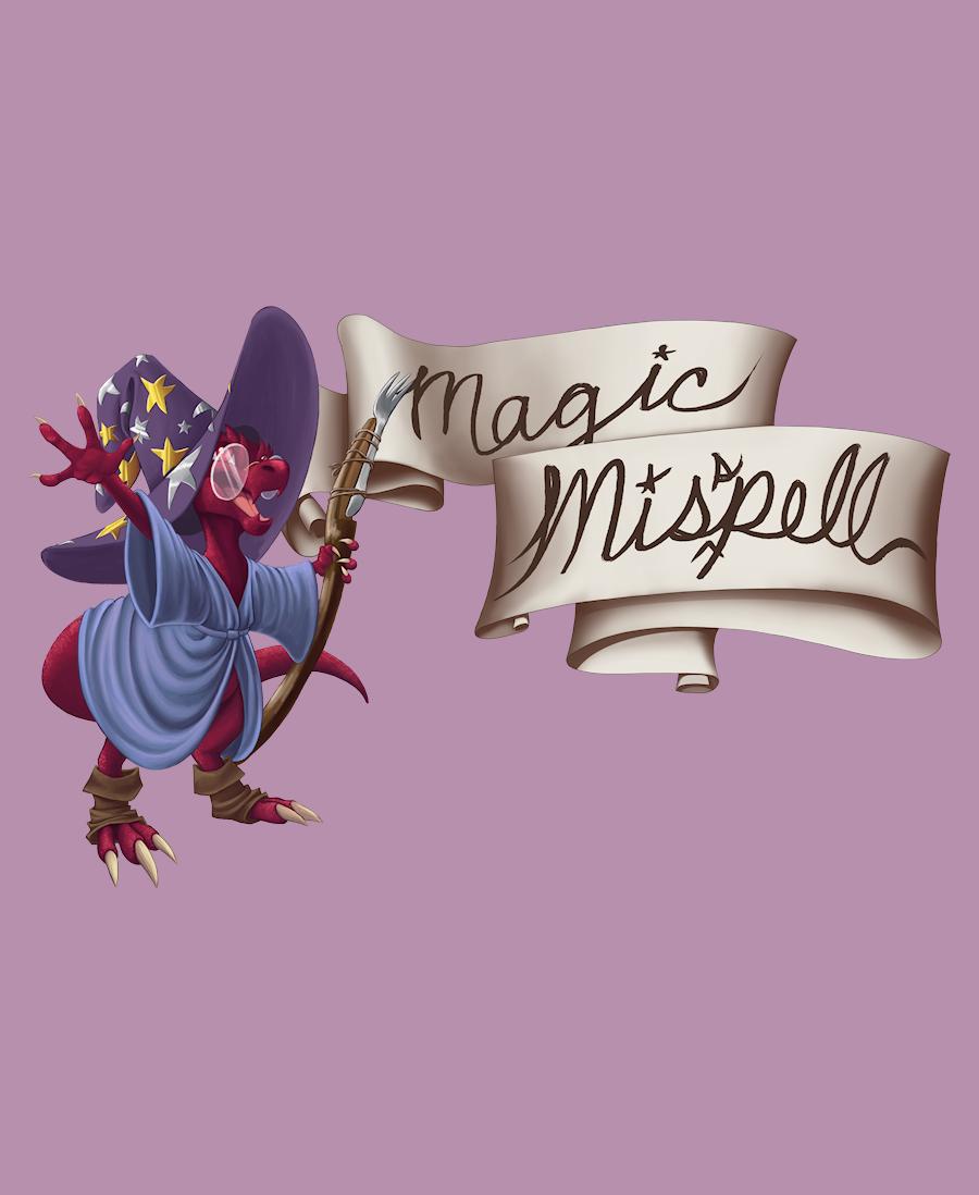 Fresh Press: Magic Misspell