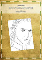 Character sketch: Elven Swordsman