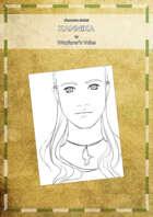 Character sketch: Half-elven Veterinarian