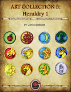 Art Collection 5: Heraldry 1