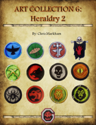 Art Collection 6: Heraldry 2