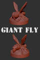 Giant Fly Miniature