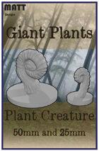 Giant Plant: Plant Creature