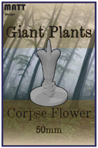 Giant Plant: Corpse Flower