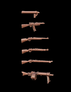 Volkssturm Weapon Set