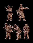 Volkssturm Squad