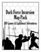 Dark Force Incursion: Map Pack Supplement