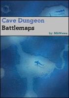 Cave Dungeon Battlemaps
