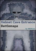 Helmet Cave Entrance Battlemaps