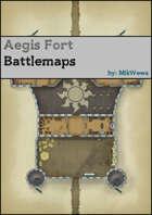 Aegis Fort Battlemaps