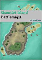 Gauntlet Island Battlemaps