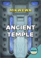 Ancient Greek Gods Temple Battlemaps