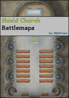 Shield Church Battlemaps