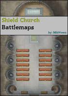 Shield Church Battlemaps