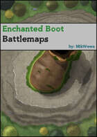 Enchanted Boot Battlemaps