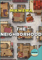Unfurnished Buildings Battlemaps [Part 1]
