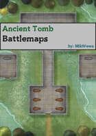 Ancient Tomb Battlemaps