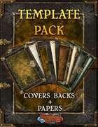Template Pack #1 Graveyard