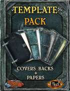 Template Pack #4 Crypt