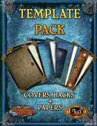 Template Pack #5 Sea