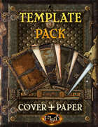 Template Pack #10 Steampunk