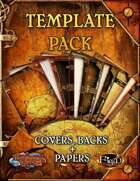 Template Pack #22 Pirate