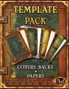 Template Pack - Dwarven