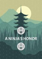 A Ninja's Honor (One Page Adventure)