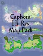 Caphora High Resolution Printable Maps