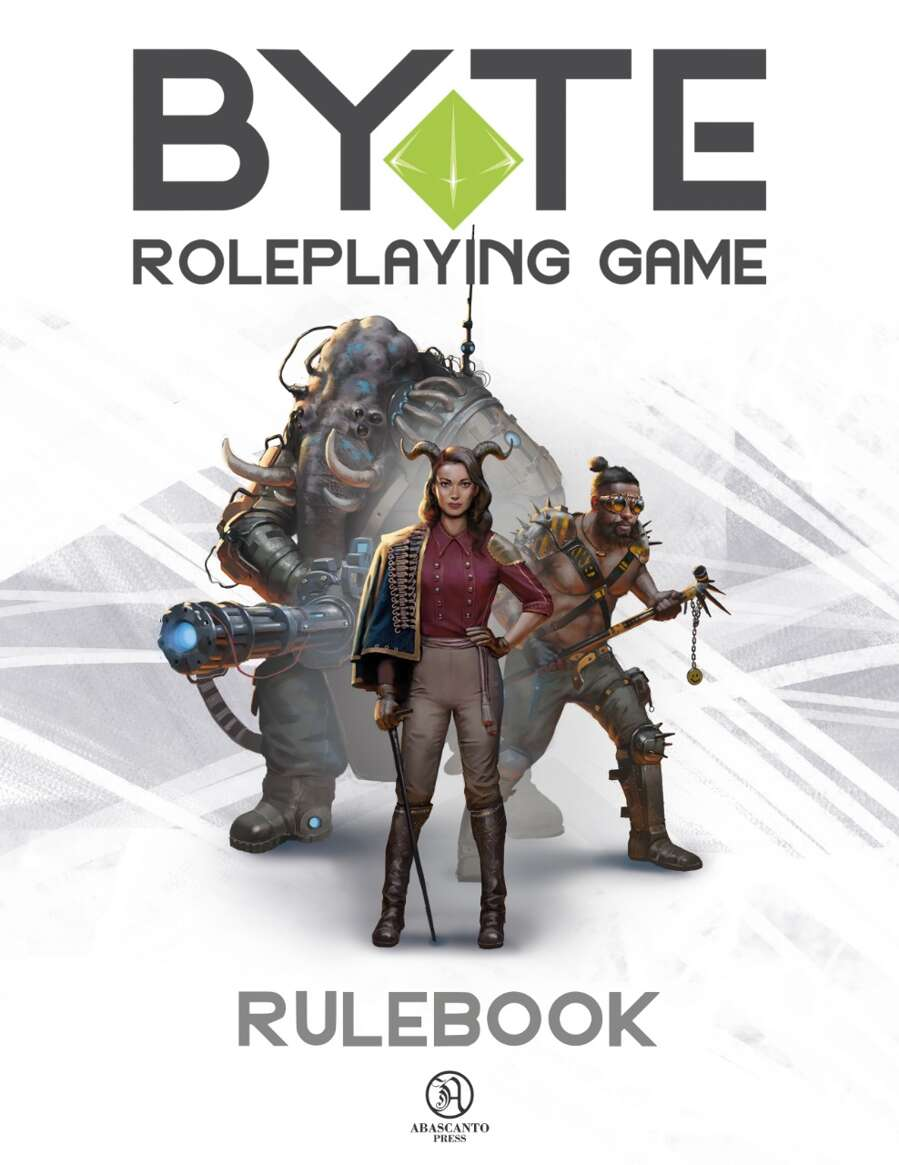 BYTE Roleplaying Game Rulebook