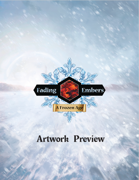 Fading Embers Art Preview