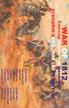 War of 1812 - the later battles