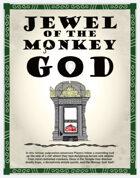 Jewel of the Monkey God