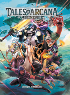 Tales of Arcana® 5E Race Guide