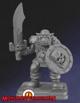 HQ Orcs x4 (STL)