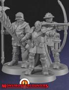 Town Guard x12 (STL)