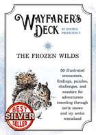 Wayfarer's Deck: The Frozen Wilds