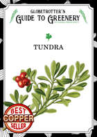 Globetrotter's Guide to Greenery: Tundra