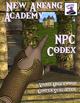 NPC Codex: New Anfang Academy Staff (50+ NPCs)