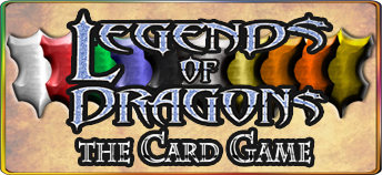 Legends Of Dragons, the Card Game small logo