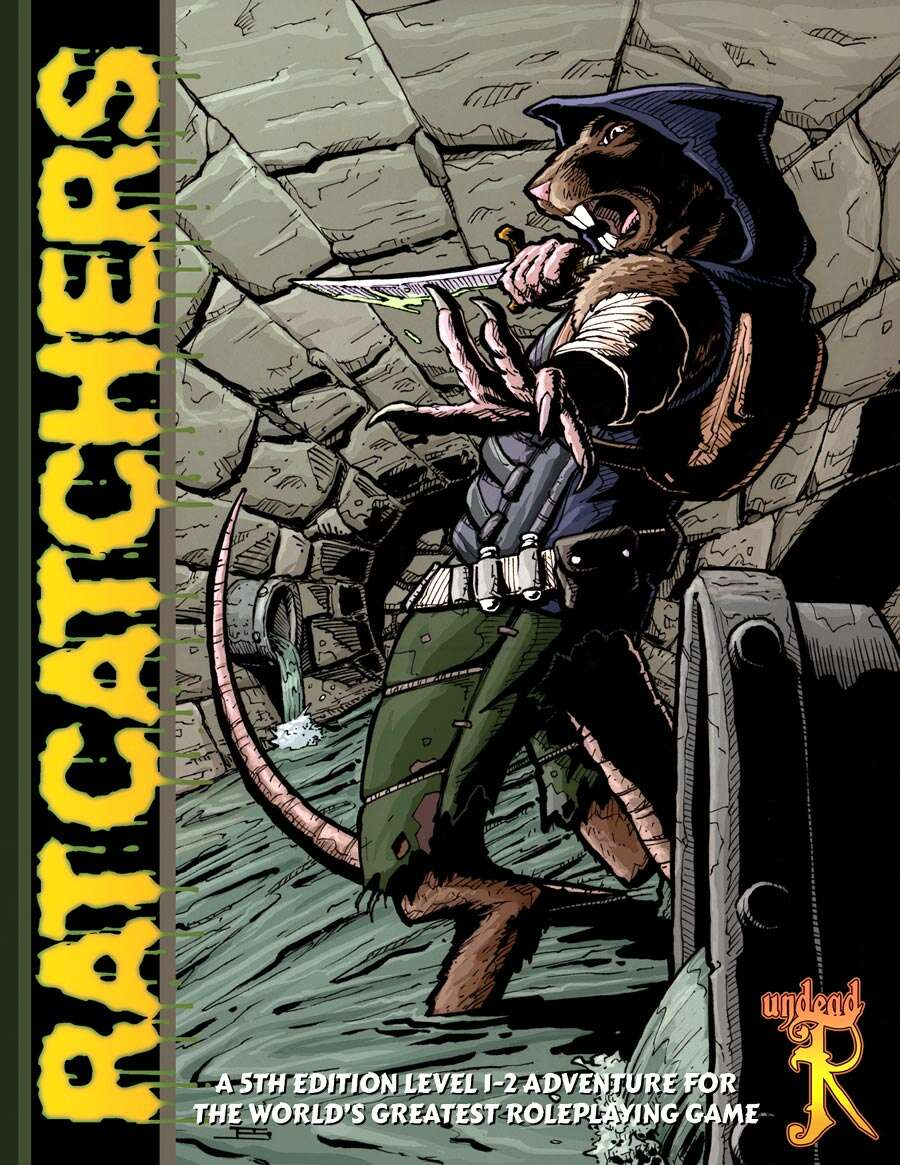 Cover of Ratcatchers