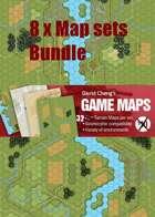 8 X Map Sets Bundle