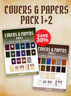 Covers & Papers Pack 1&2 [BUNDLE]