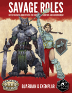 Savage Roles [BUNDLE]